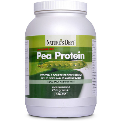 Pea Protein, With 16g Of Protein Per Serving