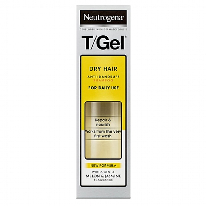 Neutrogena T/Gel Shampoo for Dry Hair  - 250ml