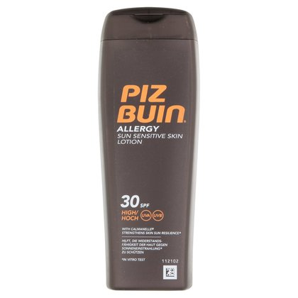 Piz Buin Allergy Sun Sensitive Skin Lotion 30 SPF High