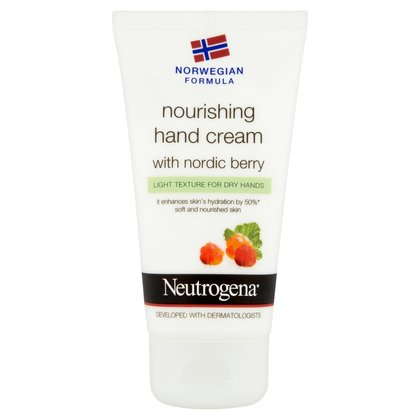 Neutrogena Norwegian Formula Nourishing Hand Cream with Nordic Berry