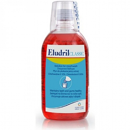 Eludril Mouthwash - 500ml