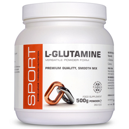 L-Glutamine Powder, Perfect Partner For High Intensity Training