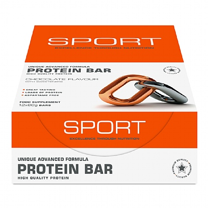Chocolate Protein Bars, Great Tasting With 21g Of Protein