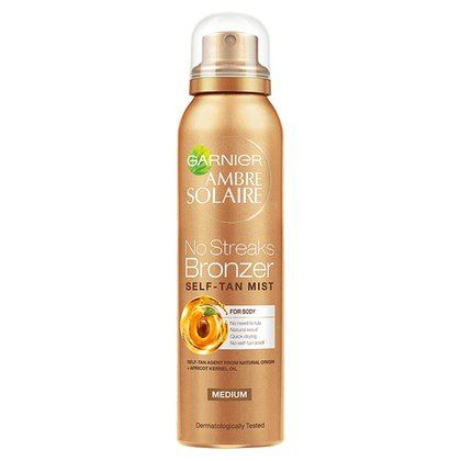 Ambre Solaire Medium Self-Tanning Dry Body Mist