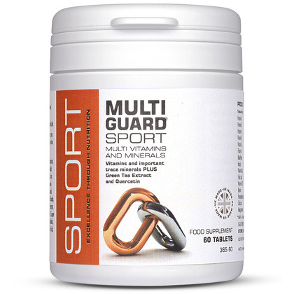 Multi-Guard<sup>®</sup> Sport, Full Strength Magnesium, B vitamins and Vitamin D