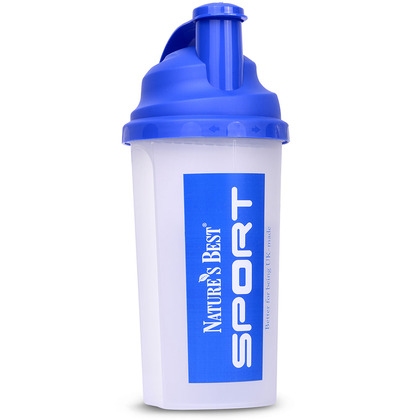 Sports Shaker, Convenient Way To Mix Protein When You're On The Move