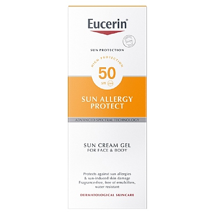 Eucerin Sun Protection Sun Allergy Protection Sun Creme-Gel 50 High