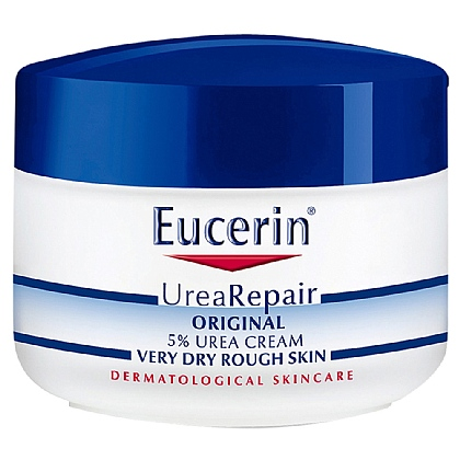 Eucerin Dry Skin Replenishing Cream 5% Urea - 75ml
