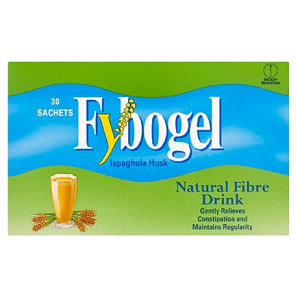 Fybogel Natural Sachets - 30