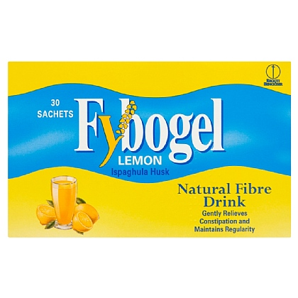 Fybogel Lemon Sachets - 30