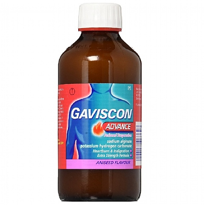 Gaviscon Advance Aniseed Liquid - 500ml