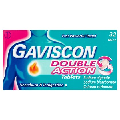Gaviscon Double Action Tablets - 32