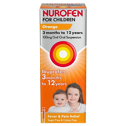 Nurofen for Children Orange - 200ml