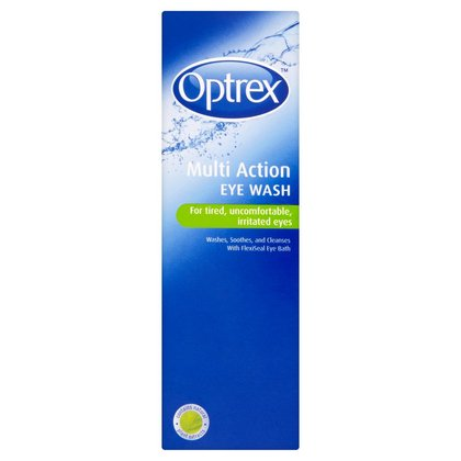 Optrex Multi Action Eye Wash 300ml