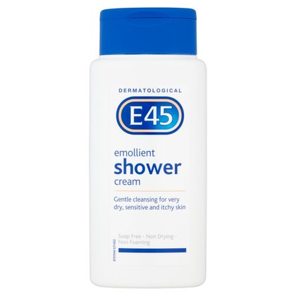 E45 Emollient Shower Cream - 200ml