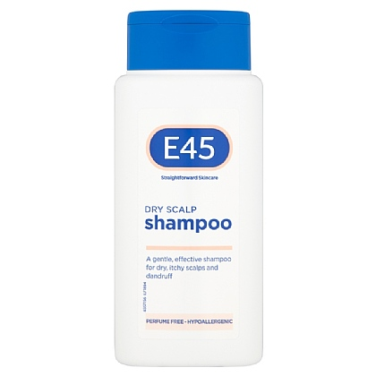 E45 Dry Scalp Shampoo - 200ml