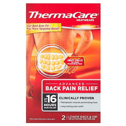 Thermacare Heat Stretch Wrap for Lower Back & Hip - 2