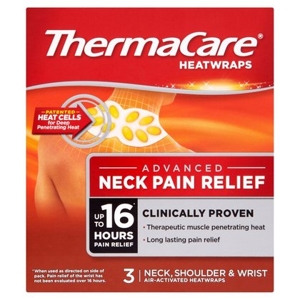 Thermacare Heat Stretch Wrap for Neck & Arms - 3