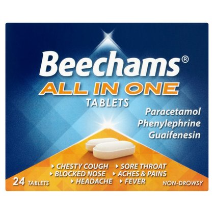 Beechams All in One Tablets