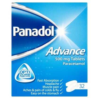 Panadol Advance Tablets - 32