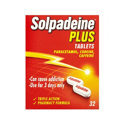 Solpadeine Plus Tablets - 32