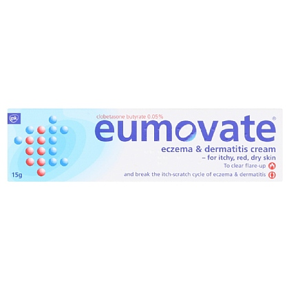 Eumovate Cream - 15g