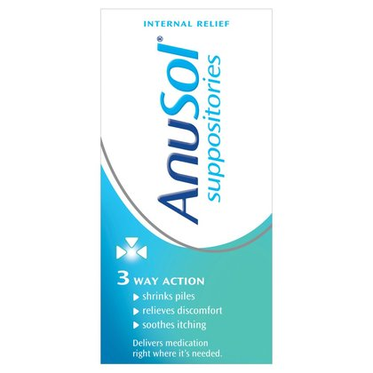 Anusol Suppositories - 24