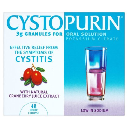 Cystopurin Granules Cranberry (GSL) - 6