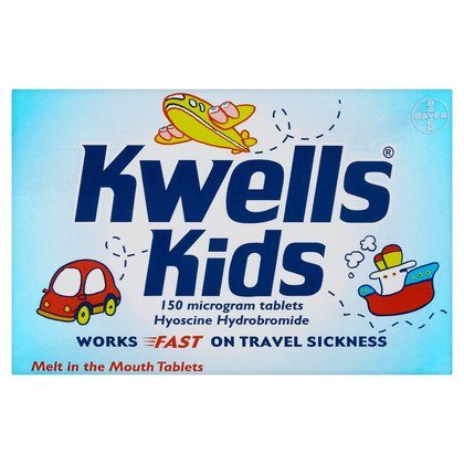 Kwells Junior - 12 Tablets