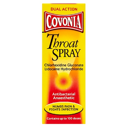 Covonia Throat Spray - 30ml