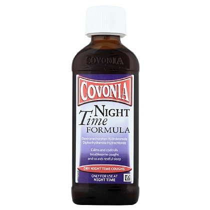 Covonia Night Time Formula - 150ml
