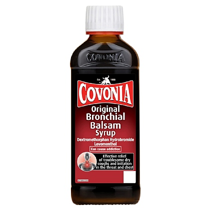 Covonia Original Bronchial Balsam - 150ml