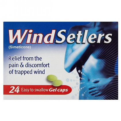 Windsetlers - 24 Capsules