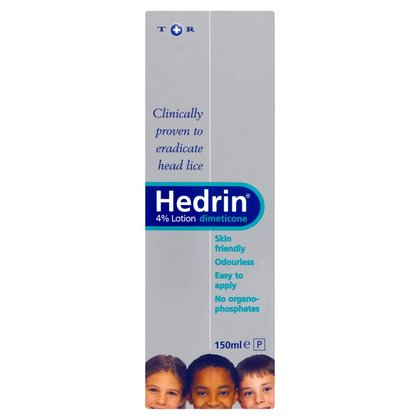 Hedrin 4% Lotion - 150ml