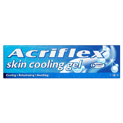Acriflex Cooling Burns Gel - 30g
