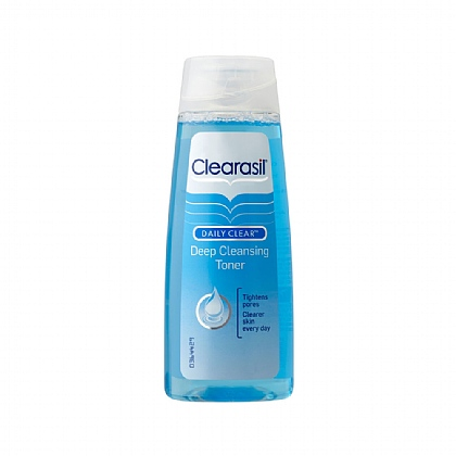 Clearasil Stayclear Deep Cleansing Toner - 200ml