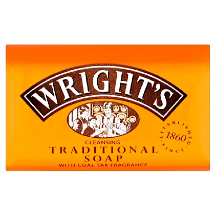 Wright's Traditional Coal Tar Soap 125g