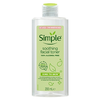 Simple Soothing Toner - 200ml