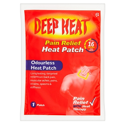 Deep Heat Well Patch - 1