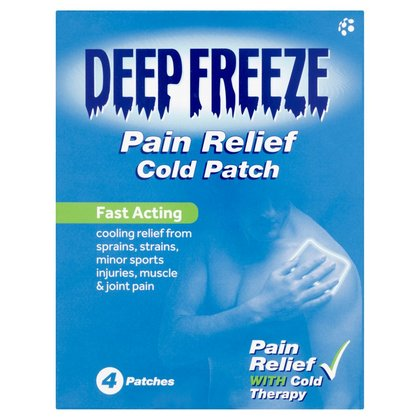 Deep Freeze Cold Patch - 4