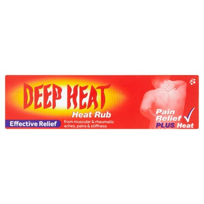 Deep Heat Cream Rub - 67g