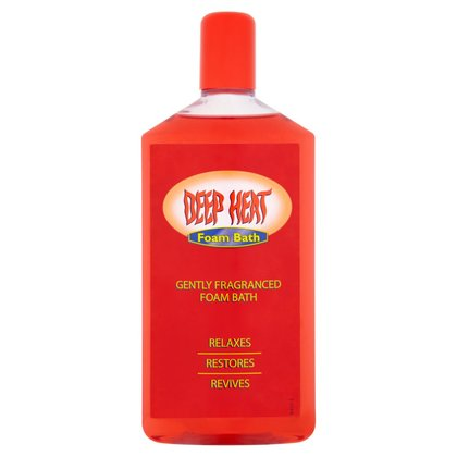 Deep Heat Bath Tonic - 350ml