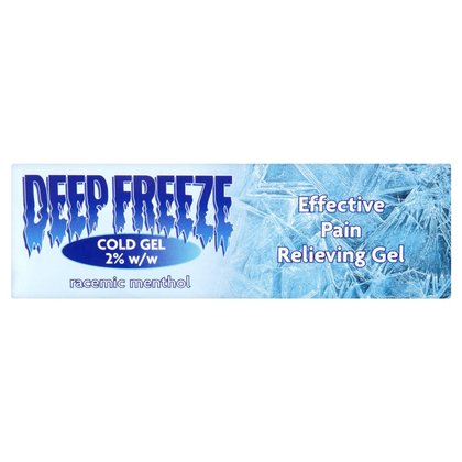 Deep Freeze Cold Gel 2% - 100g