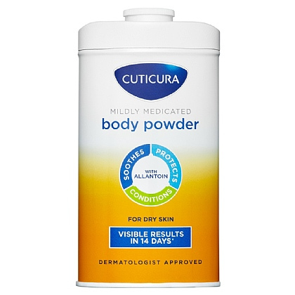 Cuticura Mildly Medicated Talcum Powder - 150g