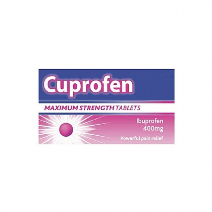 Cuprofen Maximum Strength Tablets - 48