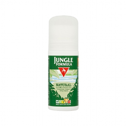 Jungle Formula Natural Roll On - 50ml