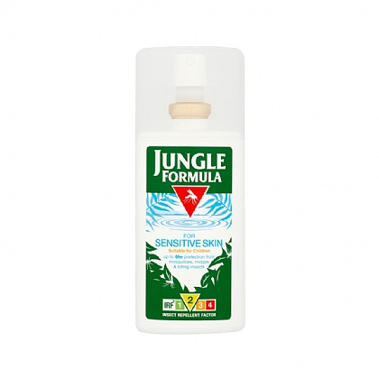 Jungle Formula Sensitive Skin Pump Spray- 75ml
