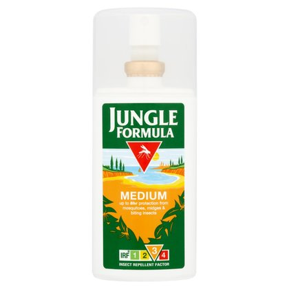 Jungle Formula Medium Pump Spray - 75ml