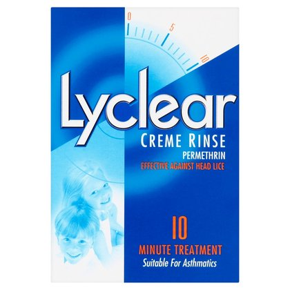 Lyclear Creme Rinse 59ml