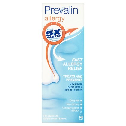 Prevalin Allergy Spray Adult